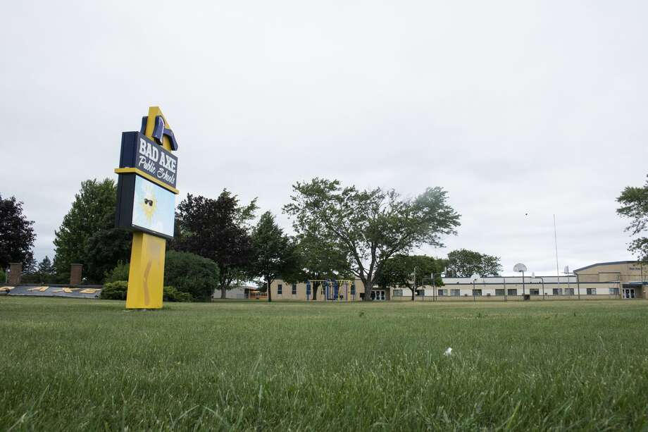 Bad Axe schools board of education made adjustments to the budget in anticipation of state funding cuts. Photo: Aurora Abraham/Huron Daily Tribune