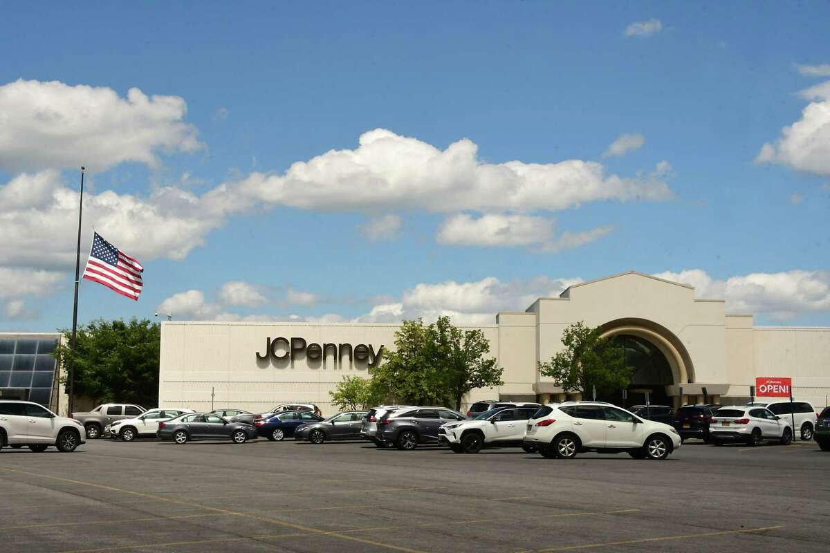 Exterior of Crossgates Mall on Wednesday, June 24, 2020 in Guilderland, N.Y. Malls, movie theaters and gyms are not cleared to reopen during phase four of the New York coronavirus reopening plan. (Lori Van Buren/Times Union)