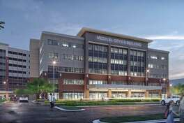 Healthpeak Propertiesis developing a five-story,116,500-square-foot medical office building at 7500 Fannin St.