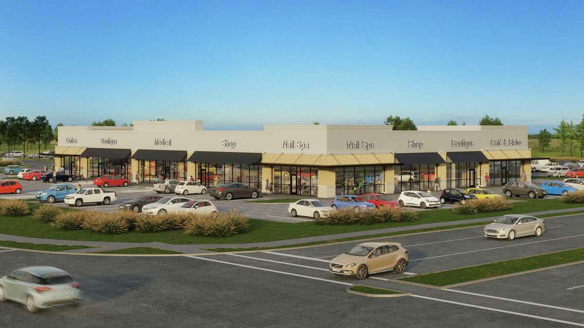 Gulf Coast Commercial Group has signed Chicken Salad Chick, Nails of America and Lin Asian Cafe as tenants in Pearland Parkway Marketplace at Pearland Parkway and Barry Rose Road.