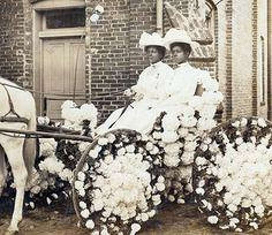 Riding in a Juneteenth parade. Photo: / Pinterest