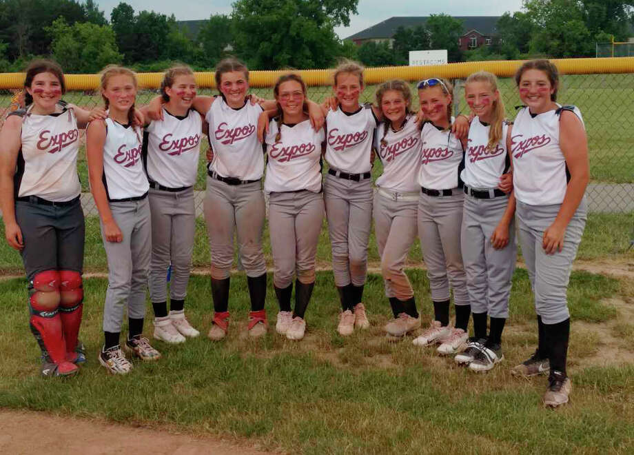 The Michigan Expos 12U team, based out of Evart, finished second at the state tourney. Photo: Courtesy Photo