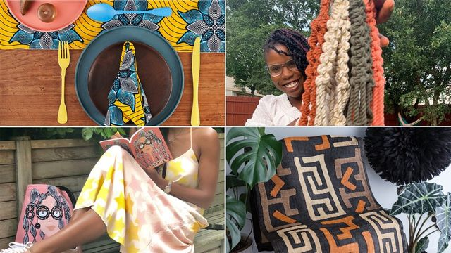 6 Black-Owned Etsy Shops To Support Throughout Your Next Design Binge thumbnail