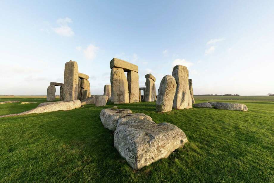 A sample of taken from Stonehenge, recently repatriated after 60 years, turned out to be pivotal to an academic paper published on Wednesday in the journal Science Advances. The study pinpointed the source of the sarsens, a mystery that has long bedeviled geologists and archaeologists. Photo: Marianne Purdie - Getty Images
