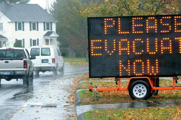 Don't wait until the last minute to prepare for a major storm.