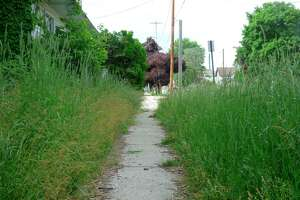 Officialsare on the lookout for overgrown grass and weeds which may be in violation of city ordinance. (Scott Fraley/News Advocate)