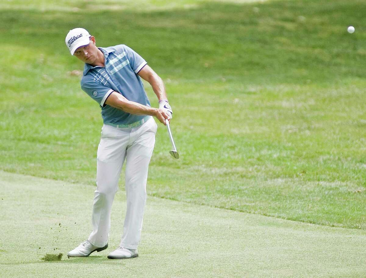 Cody Paladino, seen here in 2016, advanced to the final of the State Amateur on Wednesday.