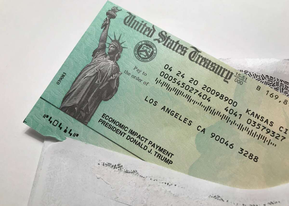 The federal government did not send the $1,200 stimulus checks from the coronavirus relief package to U.S. citizens whose spouses are immigrants that don't have Social Security numbers, according to Aimee Picchi of CBS News.