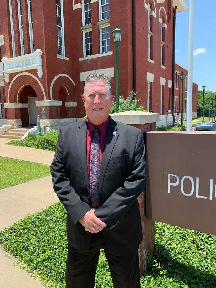 Jeffrey J.J. Craig was sworn in on Monday, June 15, as the chief of police for the city of Richmond. Photo: City Of Richmond