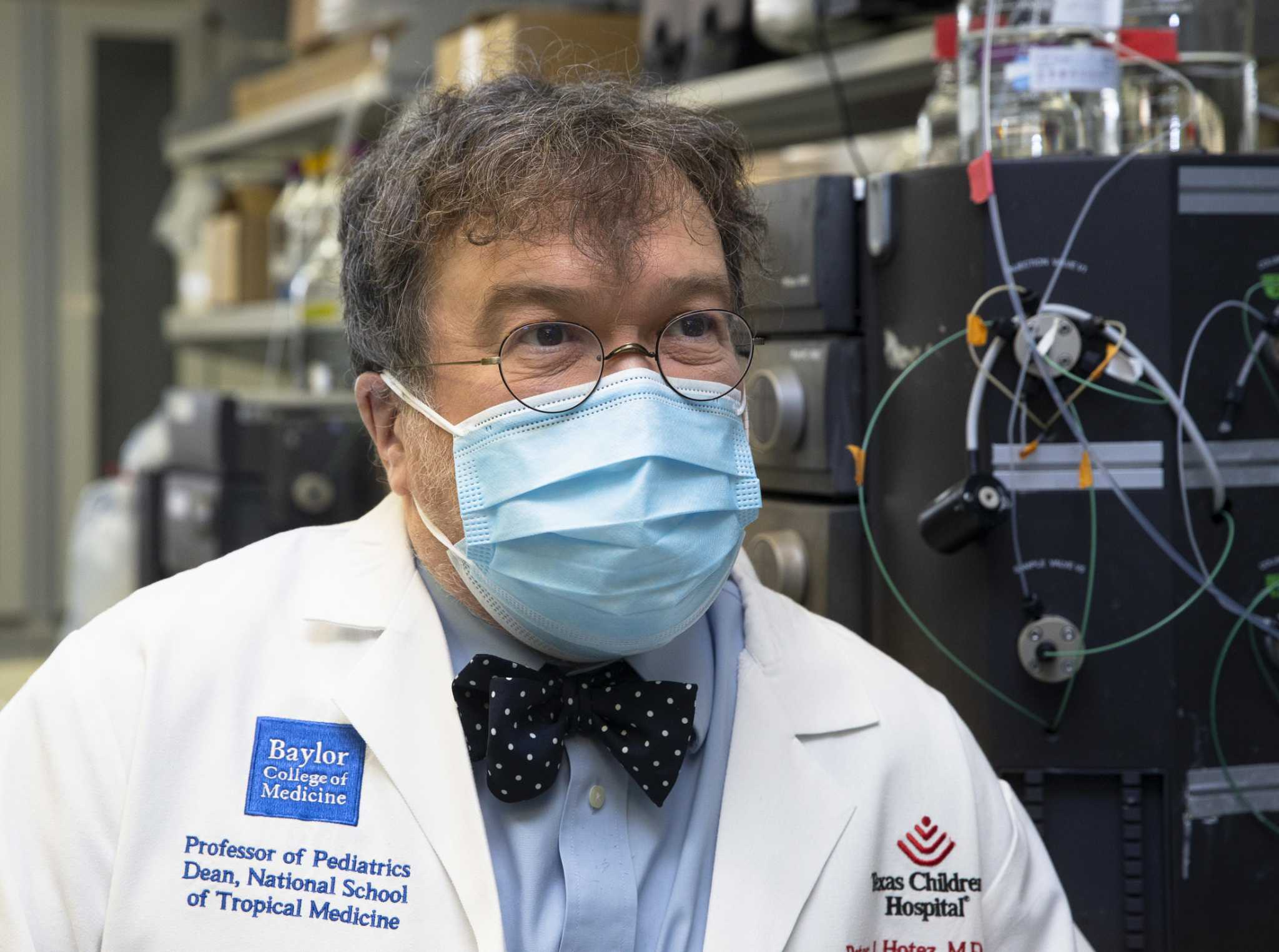 Coronavirus expert Peter Hotez: Prepare for a 'scary and difficult' winter in Houston - Houston Chronicle