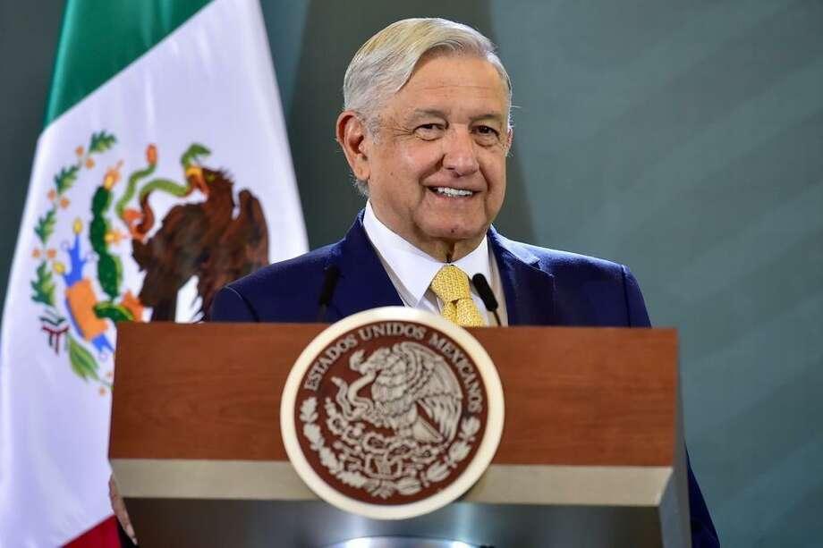 López Photo: PRESIDENCIA DE MÉXICO /TNS / DPA