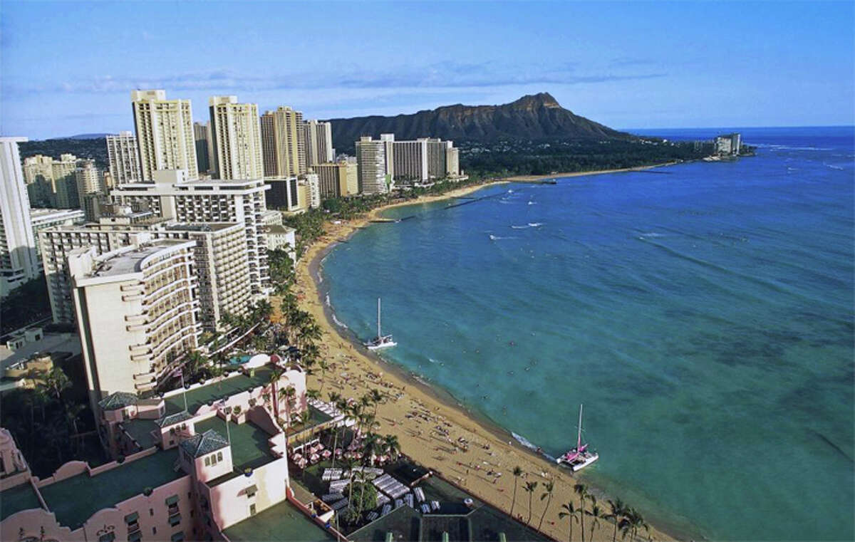 Hotel occupancy on Oahu was down to a dismal 13.7 percent last week.