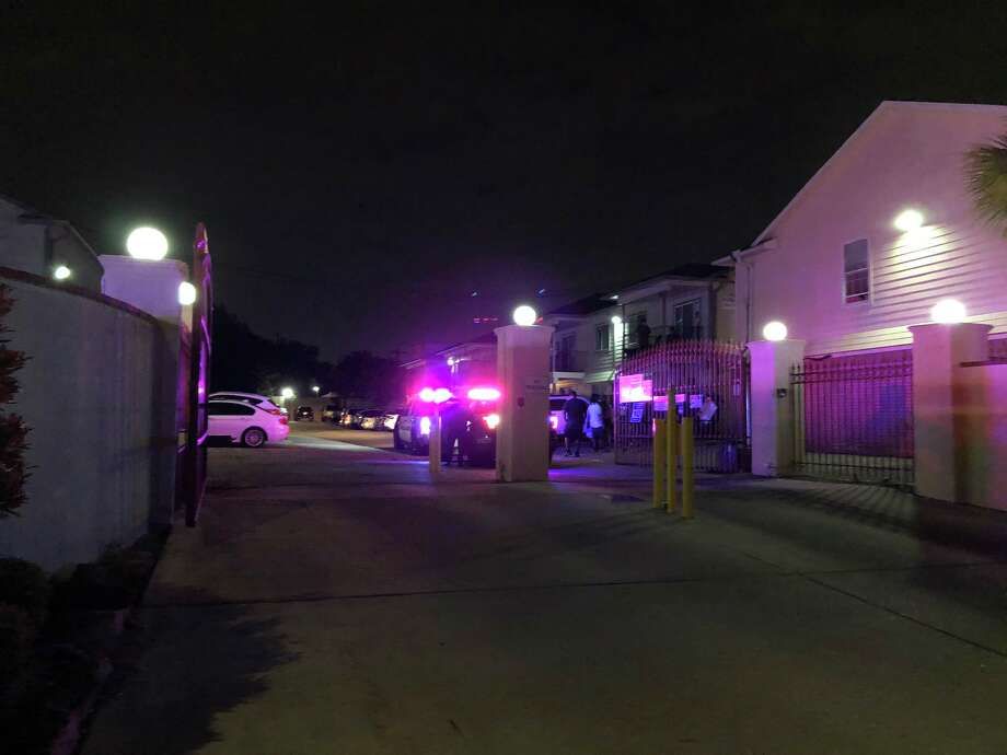 A man was killed Wednesday in a shooting in the 800 block of Autumnwood, Houston police said Photo: Houston Police Department