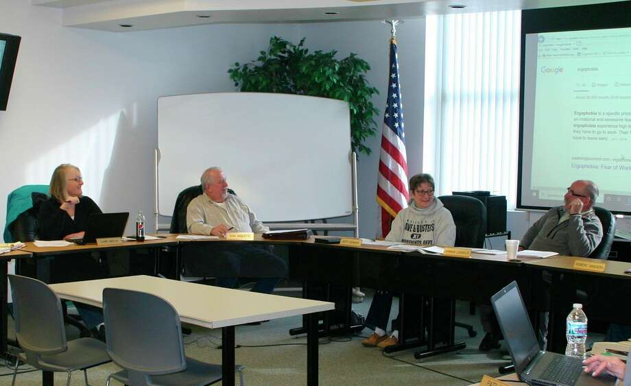 The Lake County Board of Commissioners voted unanimously to adopt a resolution in support of social justice and declaring racism a public health crisis at its meeting June 24. (Star file photo)