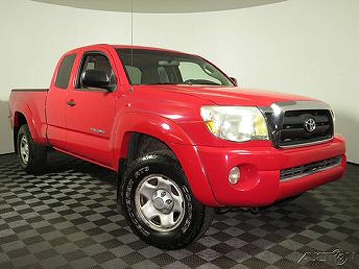 Police are looking for the public's help in locating Russell Bedinotti is a 77-year-old missing vulnerable adult from Guilderland who disappeared on Wednesday, June 25, 2020. This red Toyota Tacoma is similar to the one he might be driving.