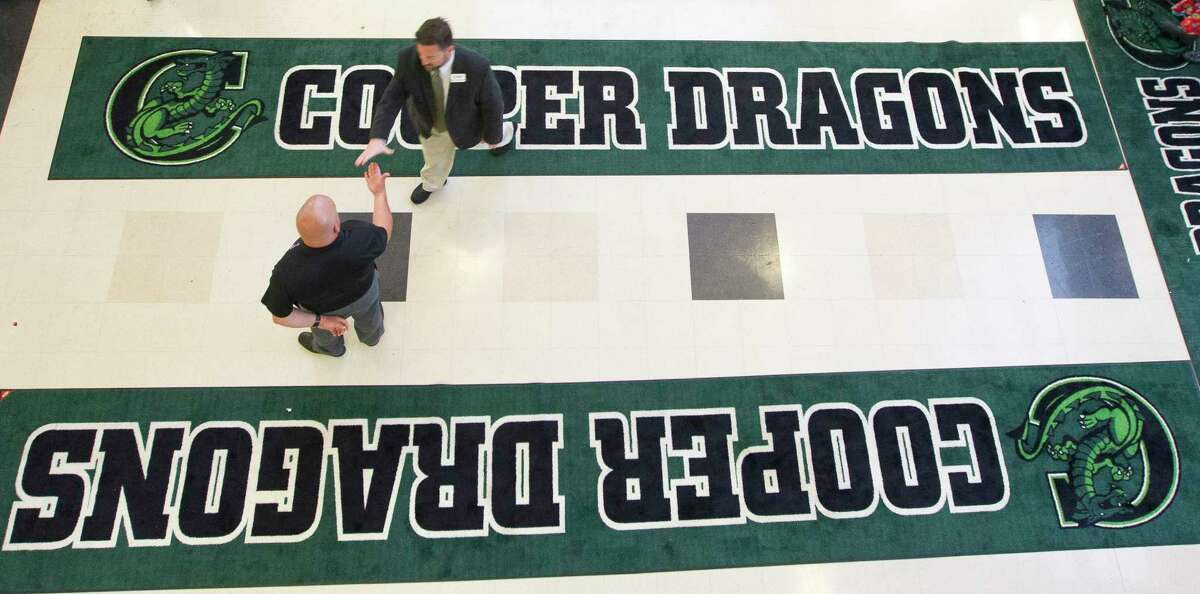 The John Cooper School held a celebration in honor of the school's namesake and 30 year anniversary, Thursday, April 18, 2019, in The Woodlands.