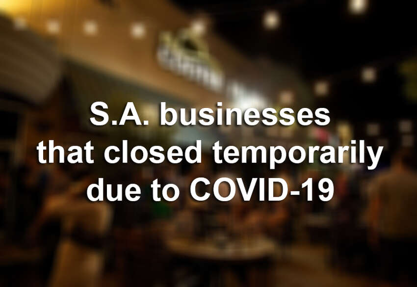 San Antonio businesses are up and running but several have had to close voluntarily after an increase in COVID-19.