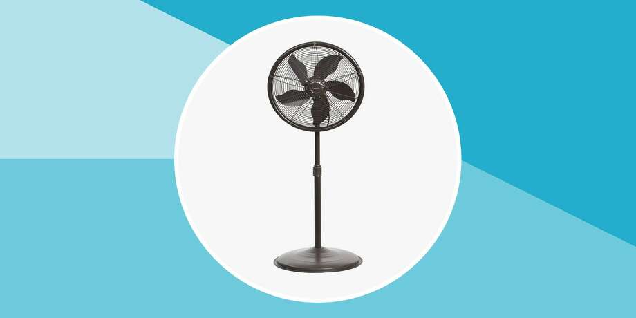5 Best Outdoor Misting Fans To Beat The Heat: These are actual life savers. Photo: Amazon