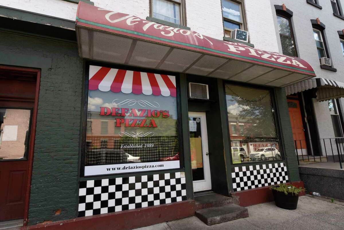 Exterior of DeFazio's on Thursday, June 25, 2020 in Troy, N.Y.