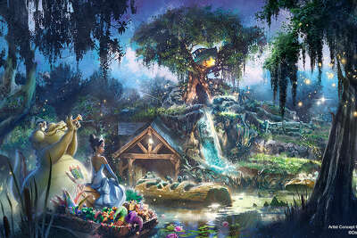 """Splash Mountain is set to be completely redone to strip away its connection to """"Song of the South."""" The new theme will be """"The Princess and the Frog."""""""