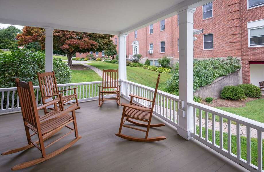 Wisdom House in Litchfield is now open for meetings and retreats. Photo: Wisdom House / Contributed Photo