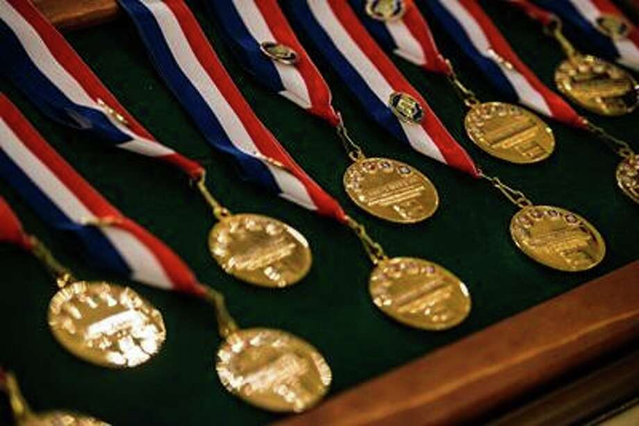 Nominations of outstanding veterans are now being accepted for the Connecticut Veterans Hall of Fame's class of 2020. Photo: CT Veterans Hall Of Fame / Contributed Photo