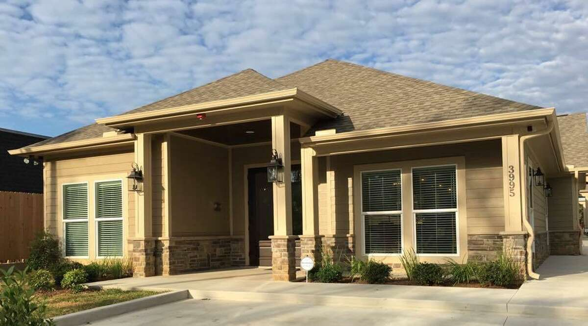 Grassano Properties has completed a new addition to the Hamlet Park apartment complex on Crowe Road.