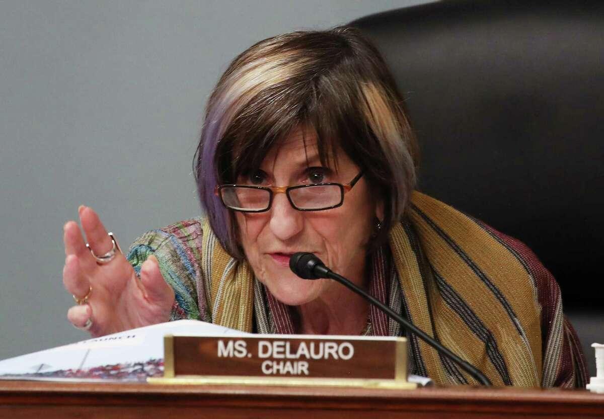U.S. Rep. Rosa DeLauro, D-3.