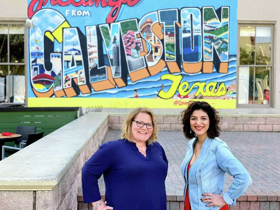 "Heidi Lutz and Christine Hopkins are authors of ""100 Things to Do in Galveston Before You Die"" (Reedy Press, $16) Photo: Reedy Press / Reedy Press"