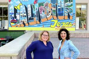 """Heidi Lutz and Christine Hopkins are authors of """"100 Things to Do in Galveston Before You Die"""" (Reedy Press, $16)"""