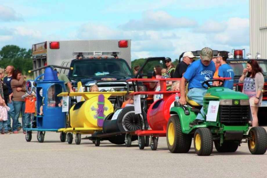 Because of possible inclement weather this weekend, Airfest 2020 has been postponed until further notice. Airfest is an annual event which provides area residents and their families with the opportunity to enjoy the outdoors. (Pioneer file photo)