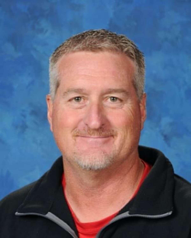 New Caney baseball coach Todd Foley.