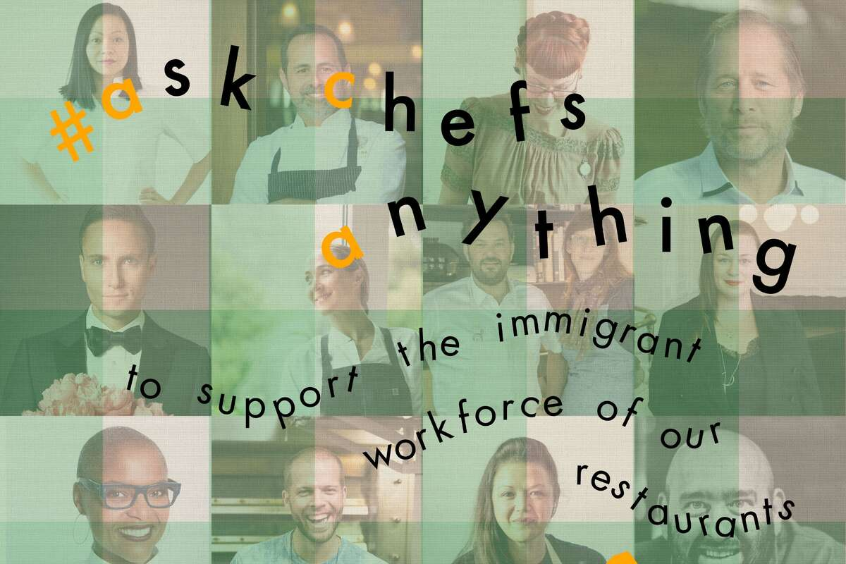 Bay Area chefs are campaigning to help raise funds for undocumented hospitality workers who have been affected by the coronavirus pandemic.