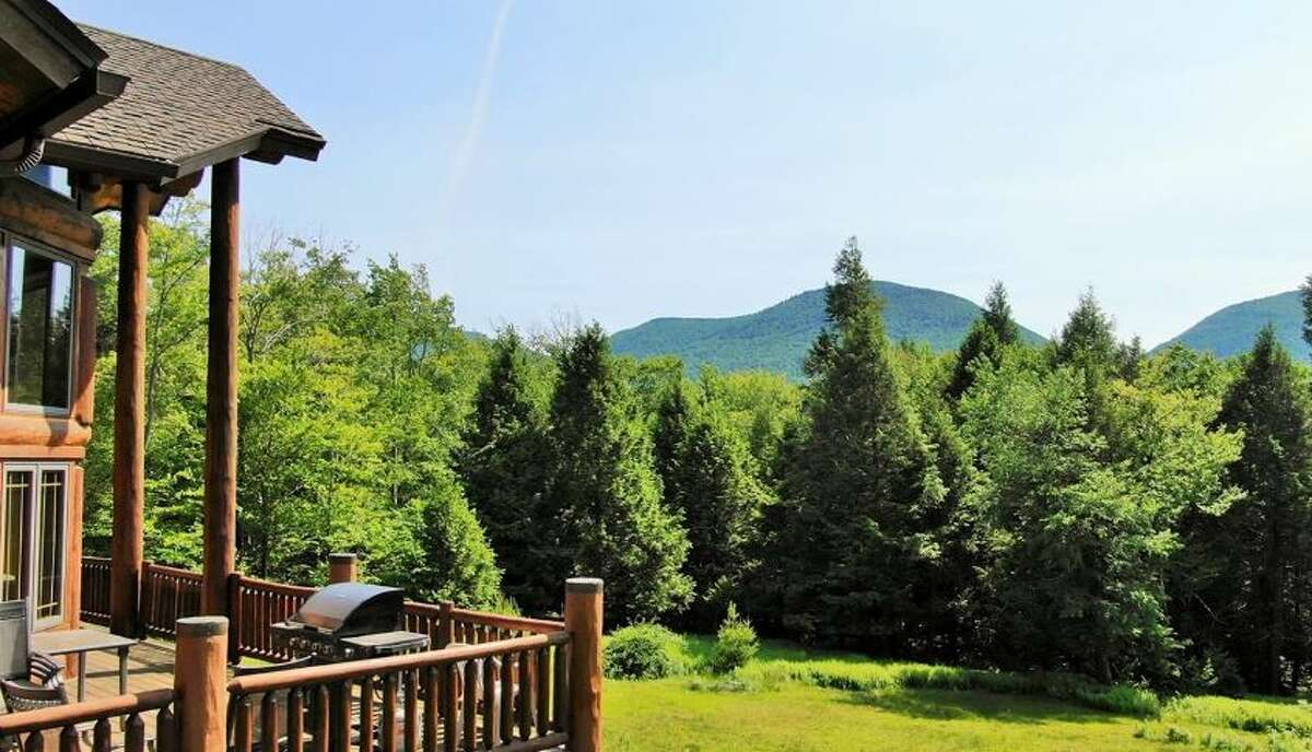 Mountain views and distance from pandemic hot spots are drawing people to the Catskills. (Courtesy Bridget Leach)