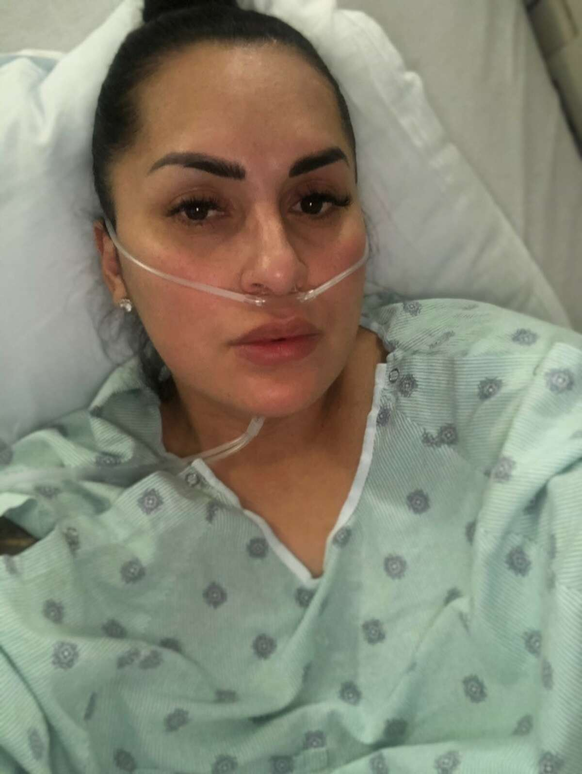Houston mom, Esbedy Reyes, survived one of the worst experiences of her life. Pregnant while fighting COVID-19, Reyes shares what kept her going during this battle