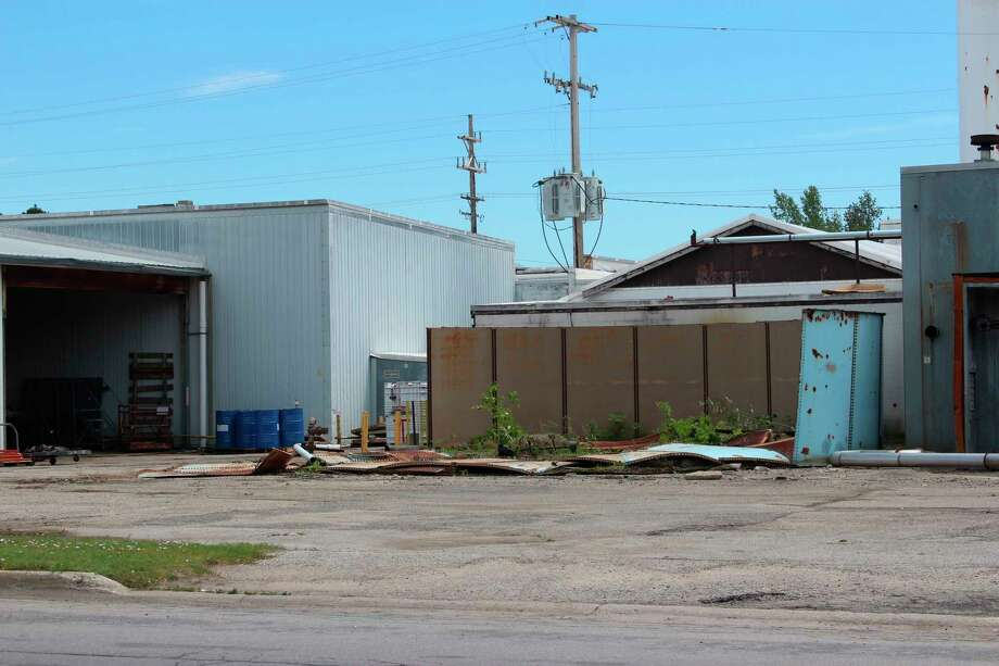 Several separation tanks at Graceland Fruit's Frankfort facility have been removed, ending a longstanding discussion between residents, the city and Graceland. (Photo/Colin Merry)