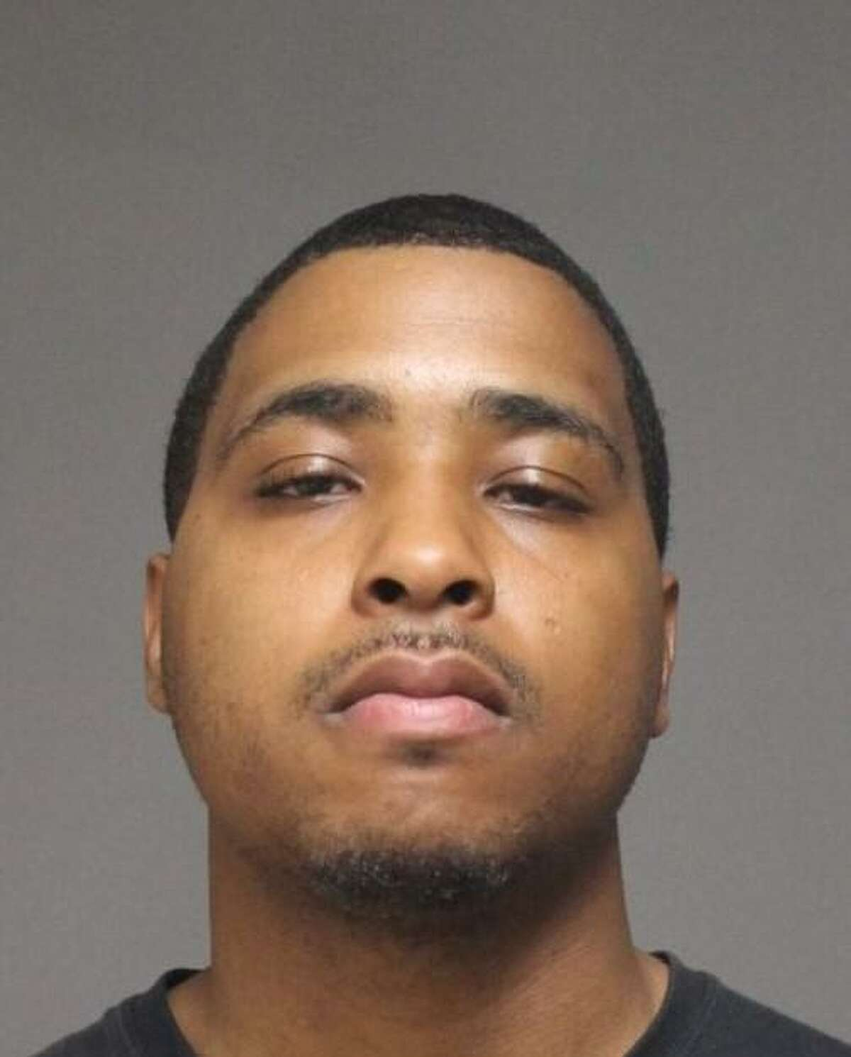 Fairfield police say Joshua Shamar Huff, a 28-year-old Bridgeport resident, was arrested for allegedly threatening and stalking a woman and her family.
