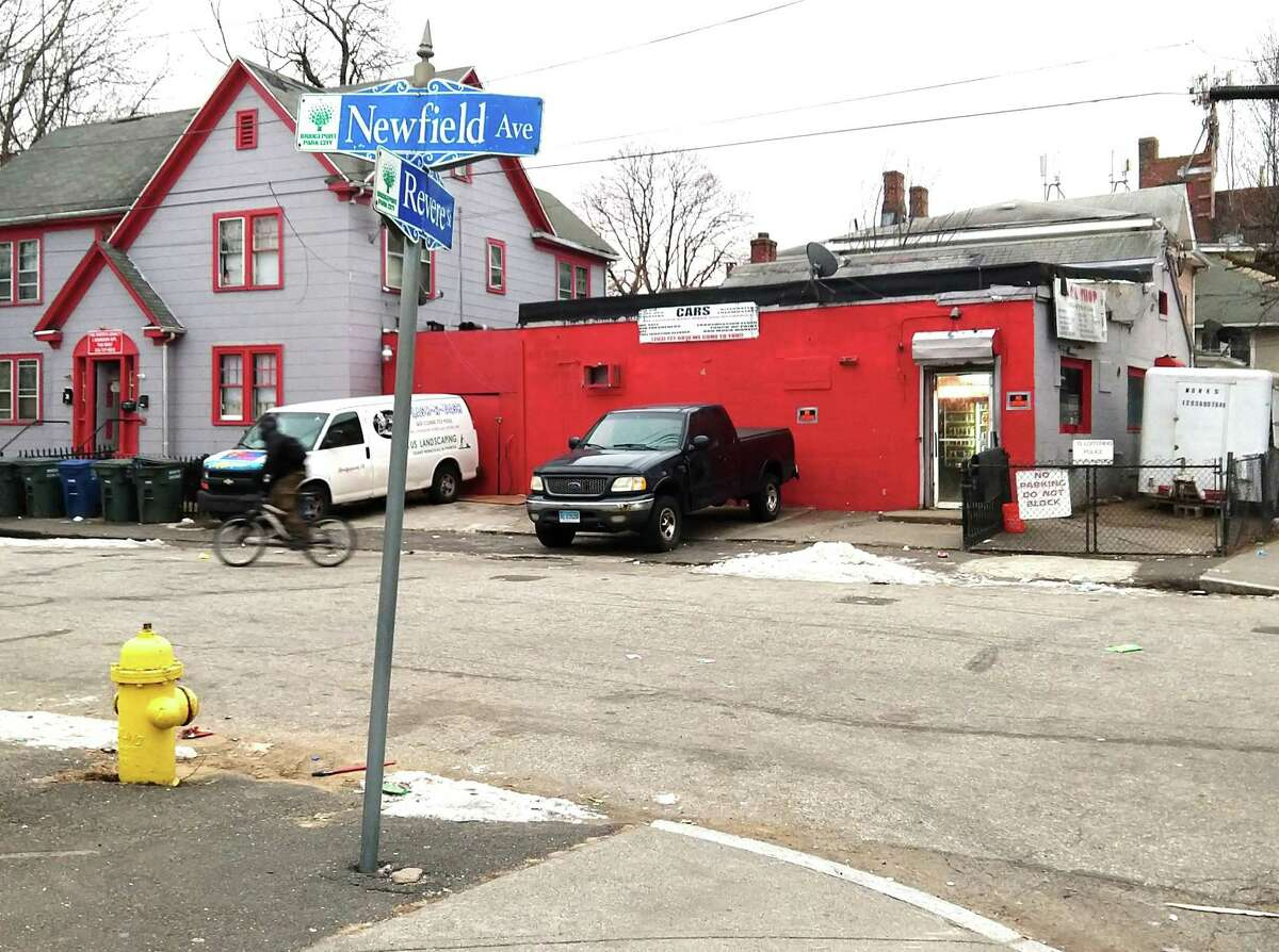 File photo of The Snack Shop at the corner of Newfield Avenue and Revere Street in Bridgeport, Conn., taken on Tuesday, Jan. 16, 2018.