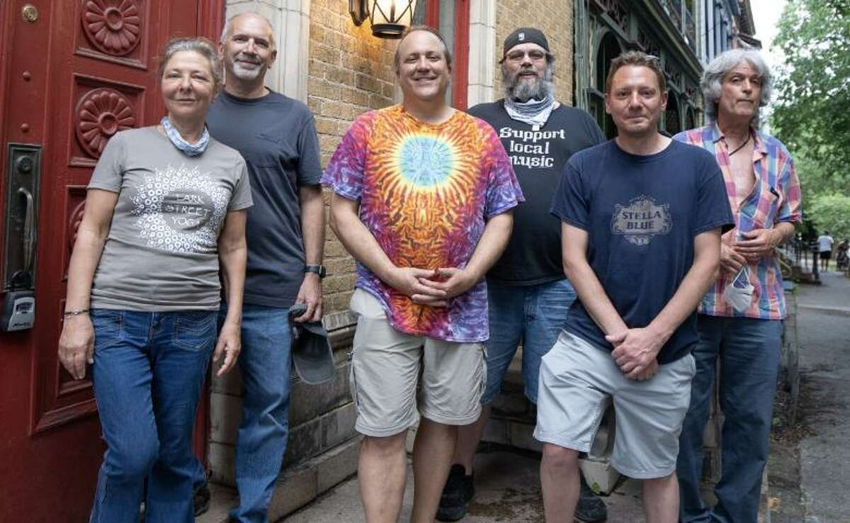The Wheel will play a concert at Jericho Drive-In in Glenmont on July 21.