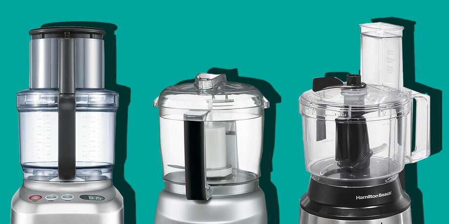 5 Best Food Processors for the Home Cook: Whether you're shredding potatoes with attachments or pureeing pestos for your pasta, these of top-rated food processors has you covered. Photo: Hamilton Beach
