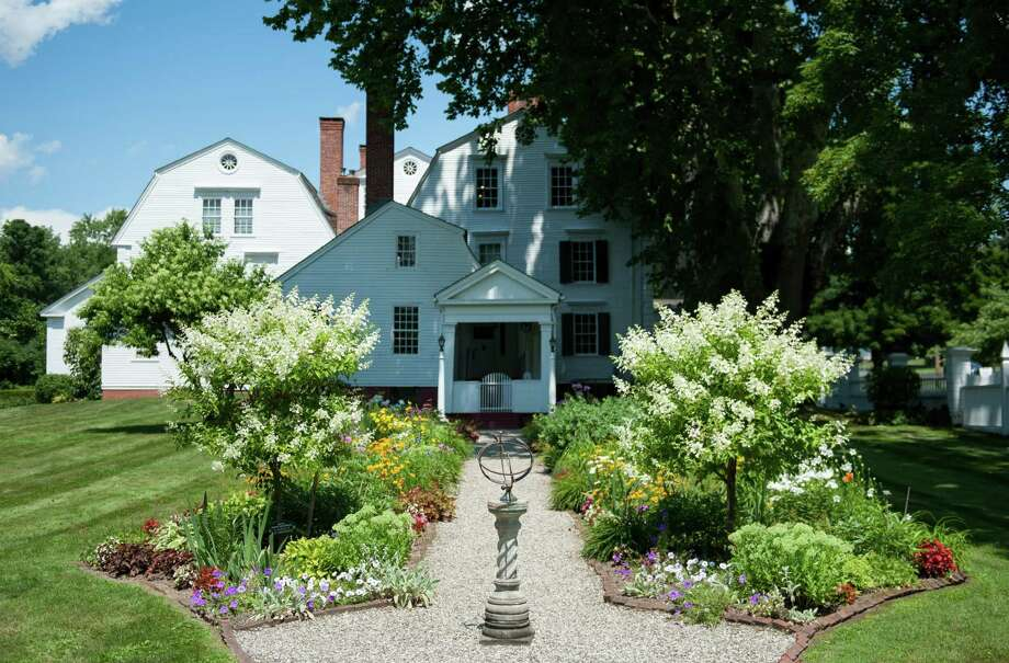 Connecticut's Historic Gardens Day features historic properties... </p> <p><a href=