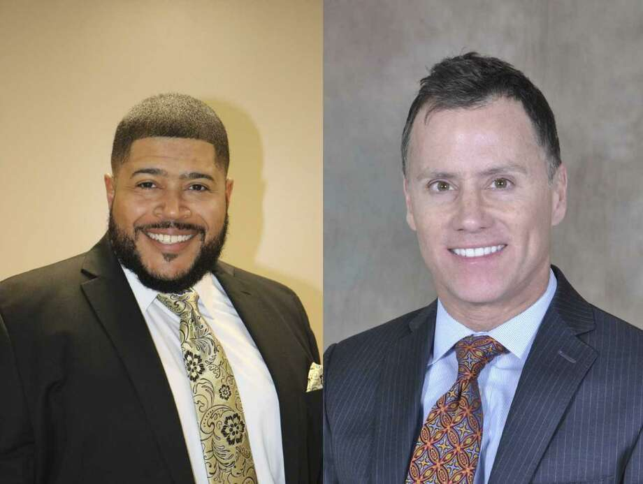 Ray Lavan (left) will be the BISD Director of Fine Arts in fall of 2020. Parker Langley (right) will be the Director of Special Education, two of several leadership changes in the district happening next year. Photo: Courtesy Of BISD