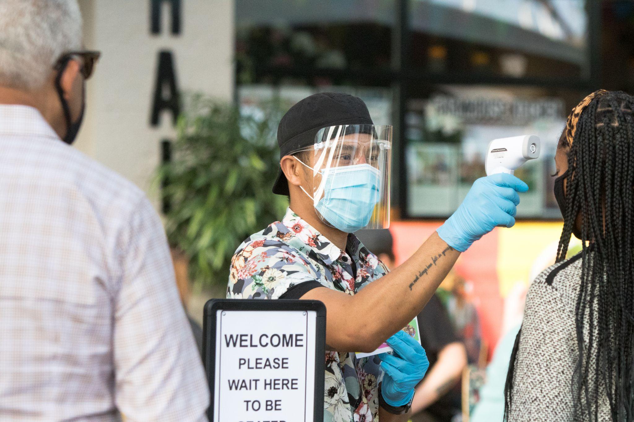 California scales down projections for Bay Area coronavirus spread