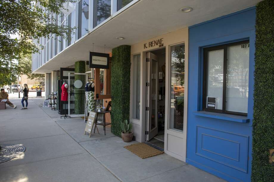The Micro Market will be adding two new stores — Cousin's Creamery, an ice cream shop and Four Dolls, a boutique — this summer at 201 West Wall Street. Photo: Jacy Lewis/Reporter-Telegram / Jacy Lewis/Reporter-Telegram