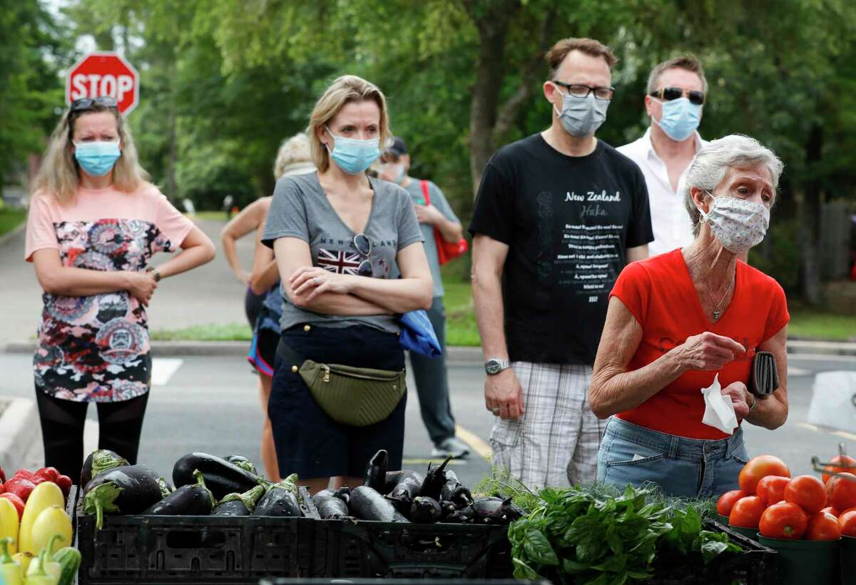 As COVID-19 cases rise, Montgomery County Judge Mark Keough is urging residents to take precautions, like wearing masks, to slow the increase in cases.