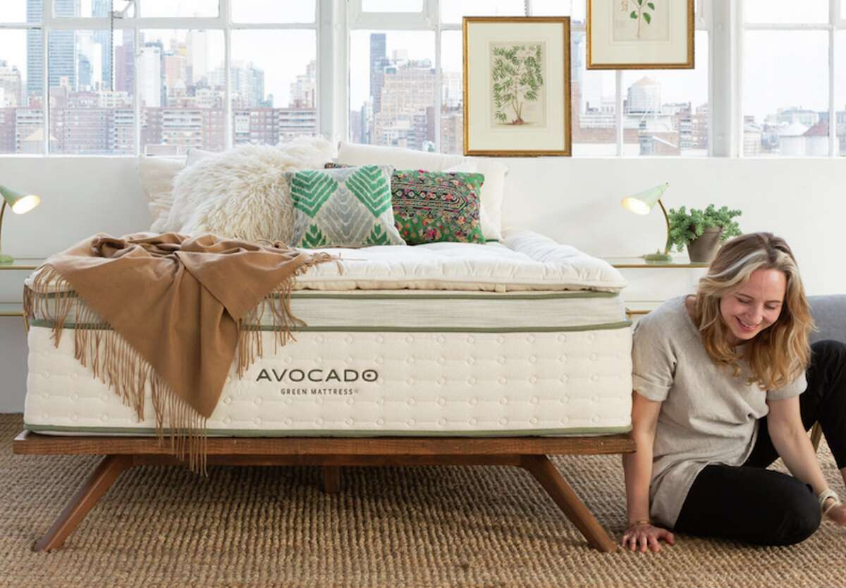 Avocado Looking to sleep green? You can get the Avocado mattress for $200 off when you use promo code ORGANIC200. Plus, verified educators, military, law enforcement, firefighters, EMTs, doctors, and nurses save an additional $50! You can also save $150 on a bed frame with promo code BED150.