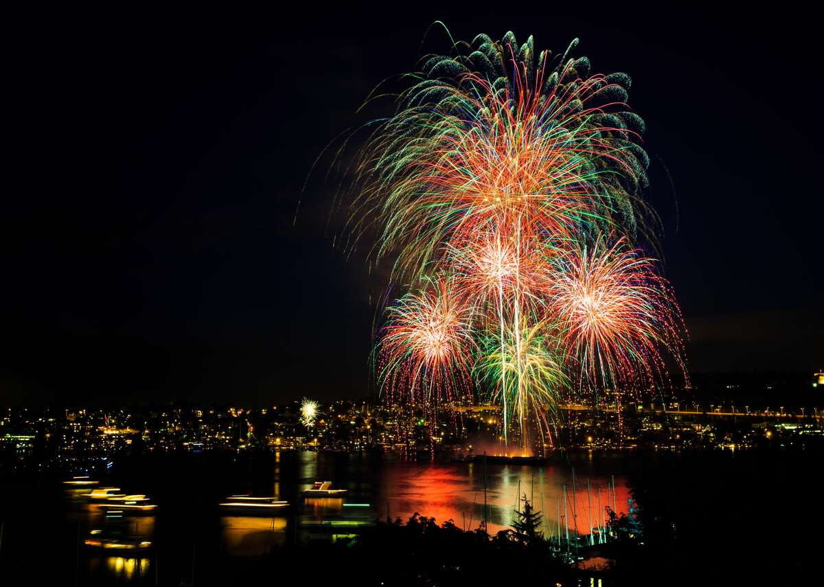 People are going to light off fireworks, and in some areas, that's perfectly legal. In fact, there are fireworks stands all over Washington with certain restrictions on what can be sold. Fireworks stands on tribal lands can sell more. A full list of what's legal to buy in Washington can be found here. Altered fireworks like sparkler bombs, tennis ball bombs and pipe bombs are never legal to light off in Washington. M-80s and M-100s are not legal either. The Washington State Patrol offered a few tips on how to have a safe and fire-free Fourth of July: - Buy only legal fireworks and have water nearby. - Keep pets indoors. - Only let adults light fireworks. - Never light them in your hand - 88 people were injured while holding a lit firework last year. - Never light them indoors -- come on, people. - Clean up debris and soak used fireworks with water. Under Washington state law, it is legal to buy and set off fireworks, but the hours are limited and can befound here. In addition to those restrictions are the rules each city has in effect. In King County, out of 38 cities and towns, 26 have banned fireworks sales and usage. Seattle, Bellevue and Kirkland are among those. For a look at what 20 cities around King County allow on the Fourth of July, keep scrolling.