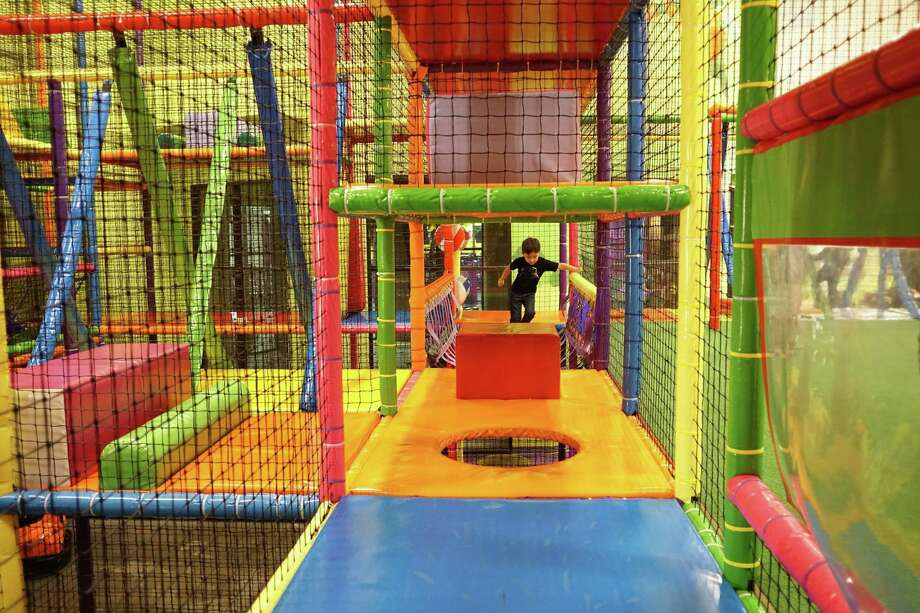 Kids Empire, an indoor playground for children, is expanding in the Houston market. Photo: Kids Empire