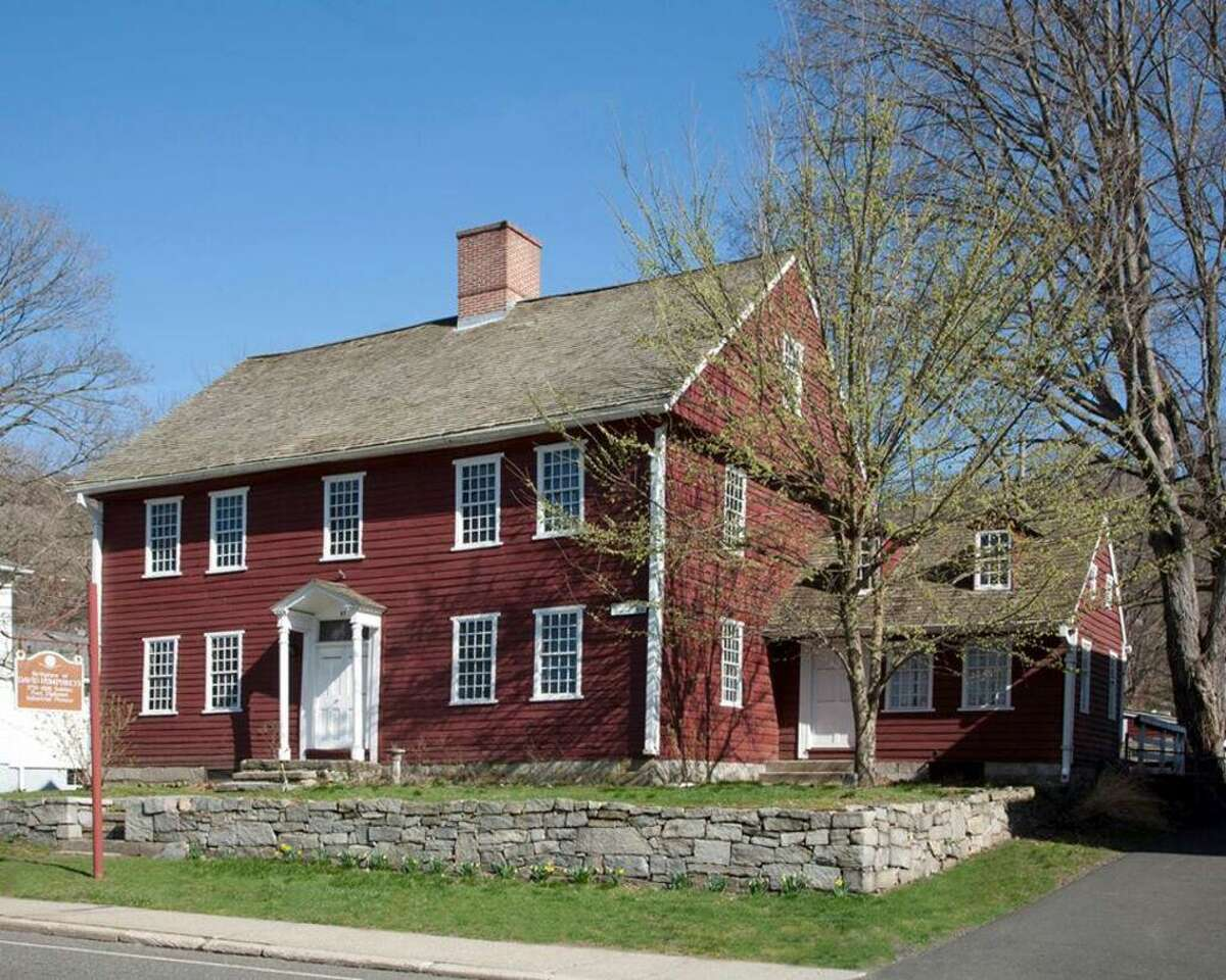 The Derby Historical Society's General David Humpreys House, located at 37 Elm St., Ansonia. To make a tax-deductible donation, visit http://www.derbyhistorical.org/ and click on the yellow donate button, or call 203-735-1908. Bosques said preserving the house is critical for educating future generations.