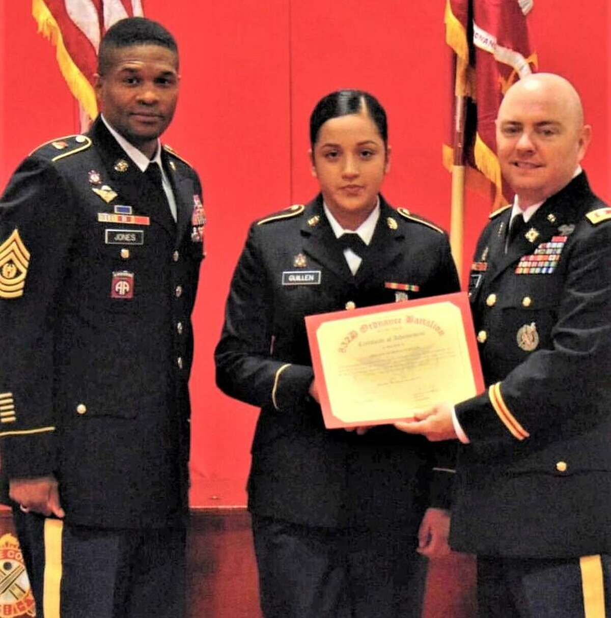 Family photo of soldier Vanessa Guillen, who was last seen on April 22, 2020, in a parking lot at the Fort Hood Army base in Killeen, Texas.